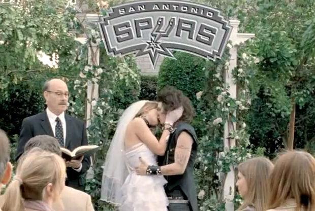 Dallas Mavericks y San Santonio Spurs