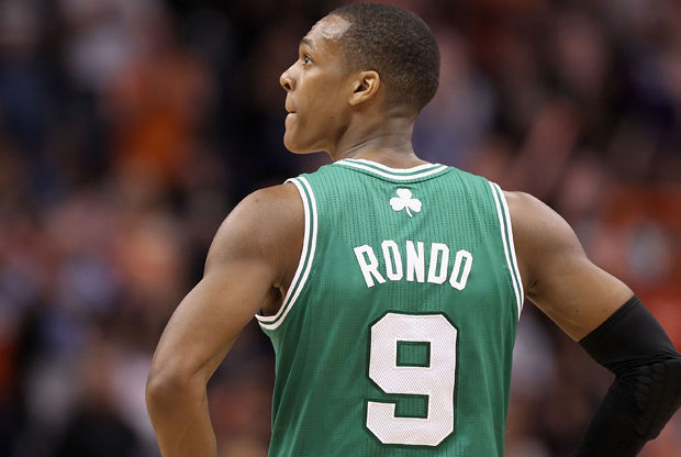Rajon Rondo./ Getty Images