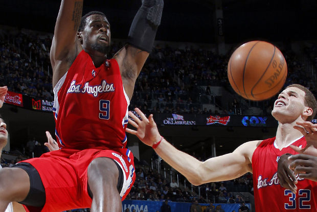 DeAndre Jordan y Blake Griffin./ Getty Images