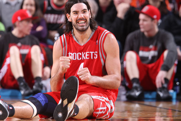 Luis Scola (Houston Rockets)./ Getty Images