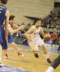 Sergio Llull - ACB Media