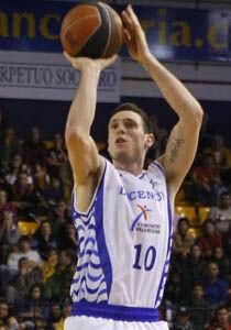 Andy Rautins - ACBPHOTO / Miguel Henríquez