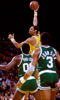 Kareem Abdul-Jabbar./ Getty Images