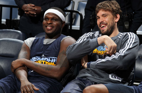 Zach Randolph./ Getty Images