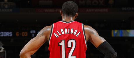 LaMarcus Aldridge./ Getty Images
