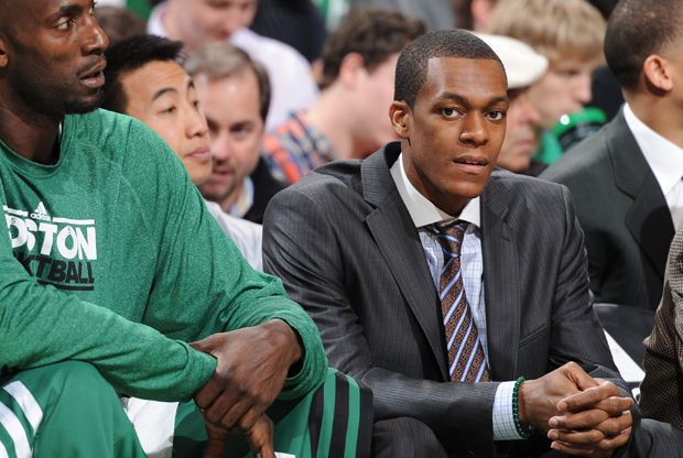 Rajon Rondo./ Getty Images