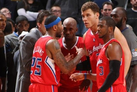 Los Angeles Clippers./ Getty