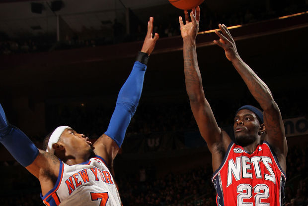 Anthony Morrow./ Getty Images