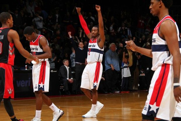 John Wall./ Getty