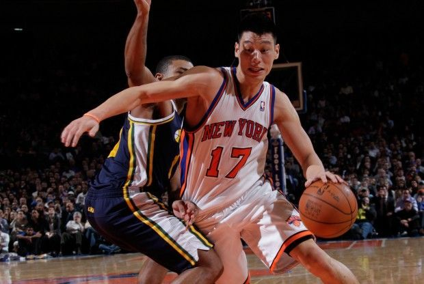 Jeremy Lin./ Getty