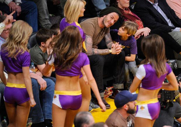 David Beckham./ Getty Images