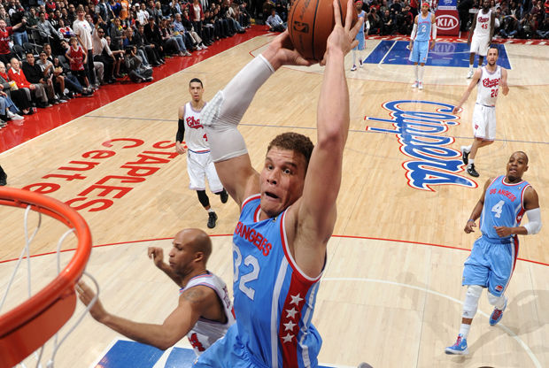 Blake Griffin./ Gettty Images