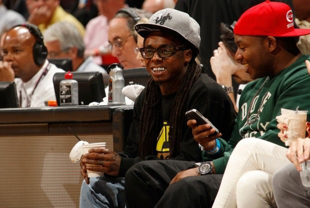 Lil Wayne./ Getty