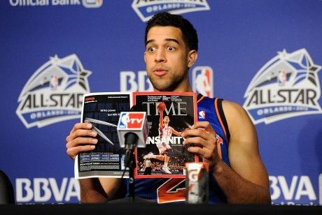 Landry Fields./ Getty Images