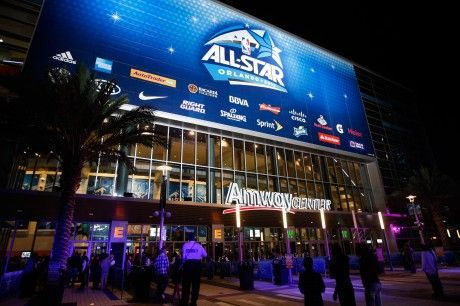 All Star Weekend 2012./ Getty Images
