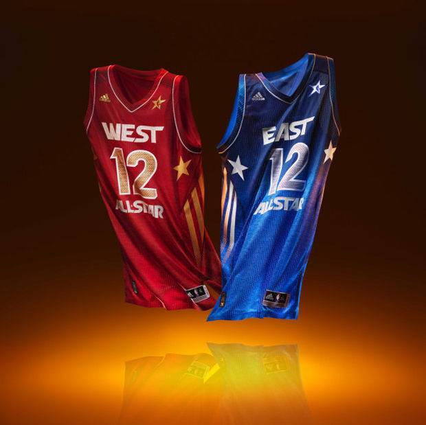Las camisetas del All-Star