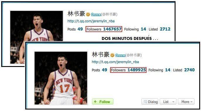 Weibo Jeremy Lin