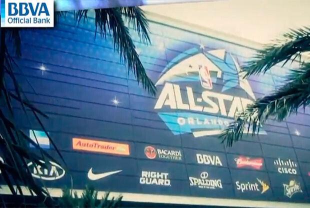 Exteriores del Amway Arena de Orlando