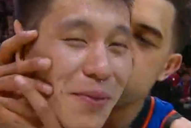 Jeremy Lin y Landry Fields