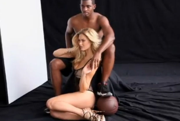 Chris Paul y Bar Rafaeli