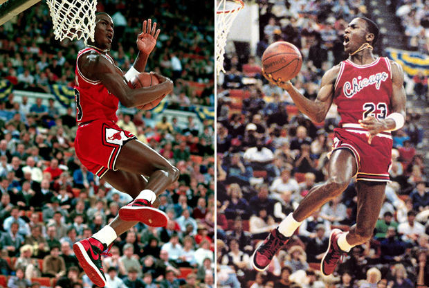 Michael Jordan - 1985./ Getty Images