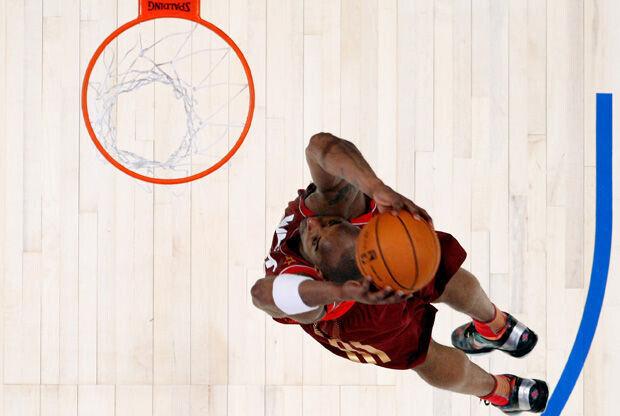 Kobe Bryant, histórico en el All-Star Orlando 2012./ Getty