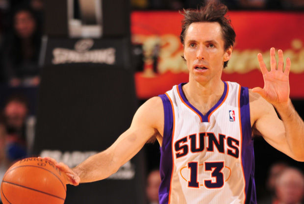 Steve Nash./ Getty