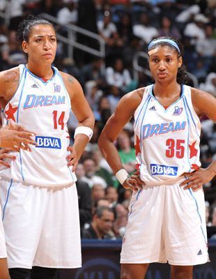 WNBA - Atlanta Dream - BBVA./ Getty Images