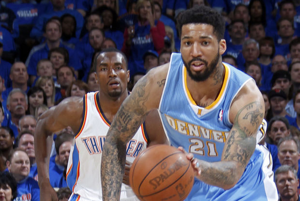 Wilson Chandler./ Getty mages