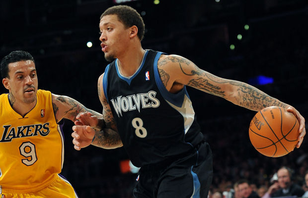 Michael Beasley./ Getty Images