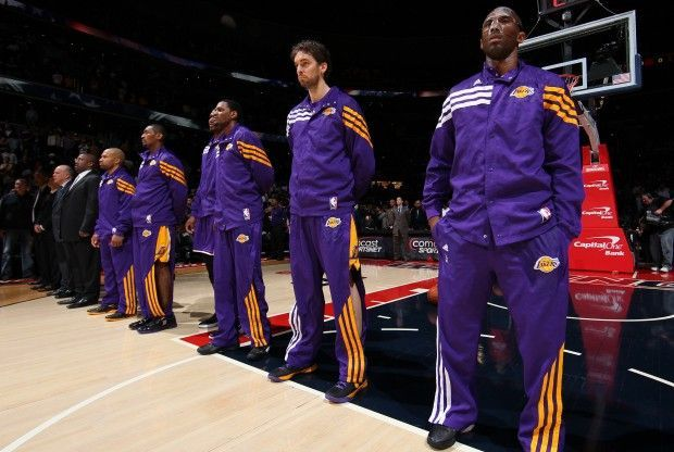 Los Angeles Lakers./ Getty Images