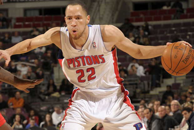 Tayshaun Prince./ Getty Images