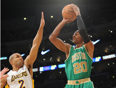 Ray Allen./ Getty Images