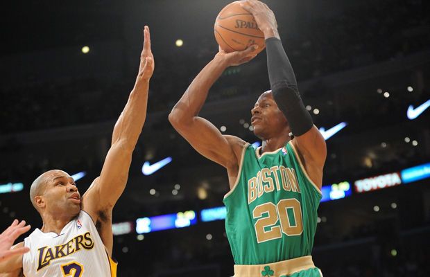 Boston Celtics v Los Angeles Lakers./ Getty Images