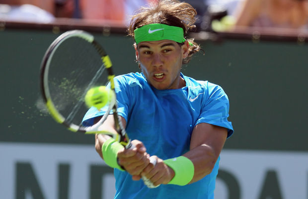 Rafael Nadal./ Getty Images