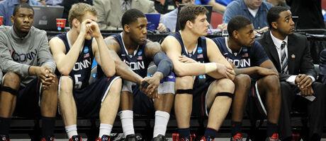 NCAA Basketball Tournament -  UCONN v Iowa St./ Getty Images