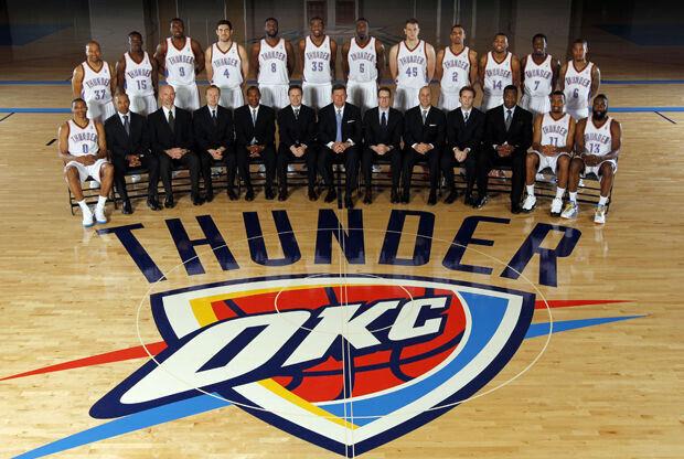 Oklahoma City Thunder./ Getty Images
