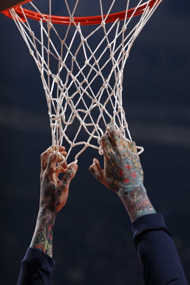 Chris Andersen./ Getty Images