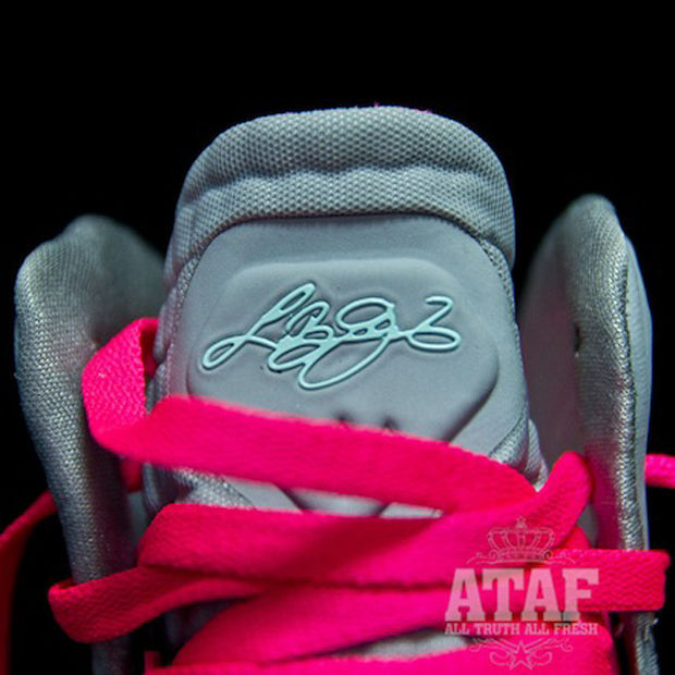 Nike LeBron 9 Elite 'South Beach'