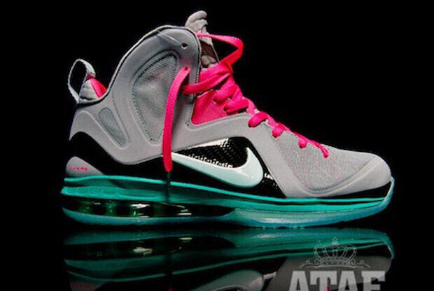 Nike LeBron 9 Elite 'South Beach'