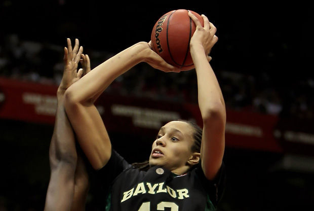 Brittney Griner./ Getty