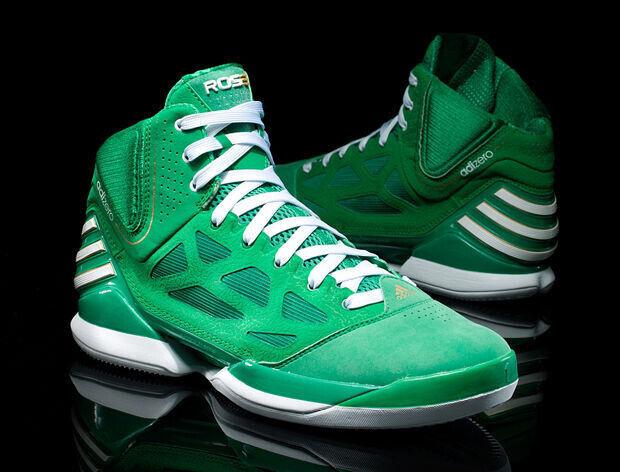 Derrick Rose adizero Rose 2.5 – St. Patrick's Day