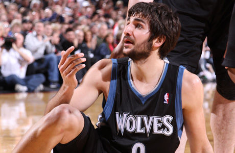 Ricky Rubio./ Getty