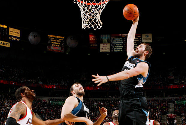 Kevin Love./ Getty
