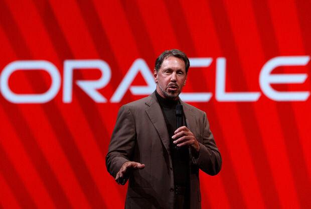 Larry Ellison, fundador de Oracle./ Getty