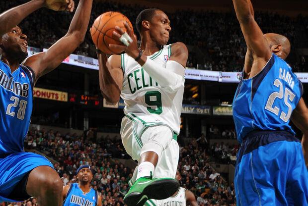 Boston Celtics y Dallas Mavericks./ Getty Images