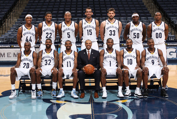 Memphis Grizzlies/ Getty Images