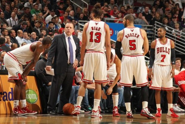 Chicago Bulls./ Getty Images