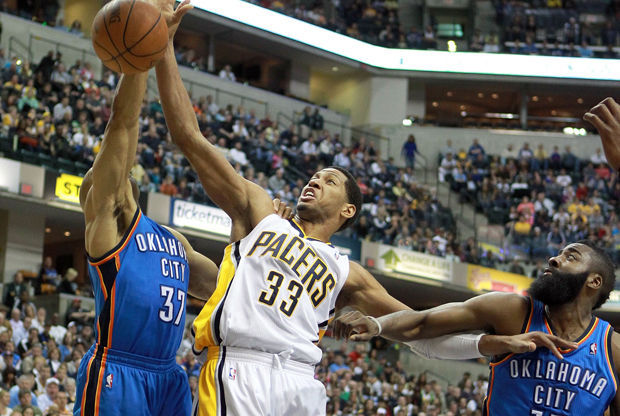 Danny Granger #33./ Getty Images