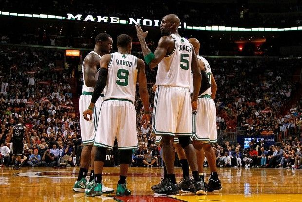 Boston Celtics./ Getty Images